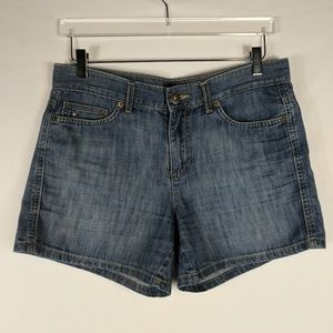 Tommy Hilfiger | High rise jean shorts 6